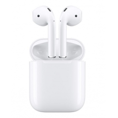 Genuine Apple AirPods Wireless Earphone Headphones Original Apple's Bluetooth Headphones for iPhone Xs Max XR 7 8 Plus Accessory